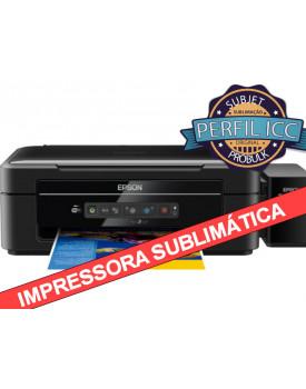 Impressora para Sublimação com Perfil de cor