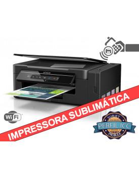Impressora para Sublimação L395
