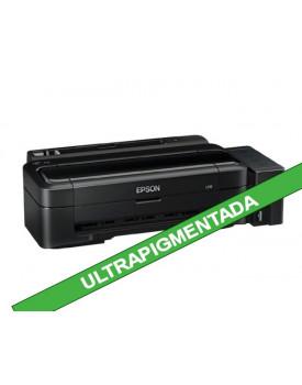 Impressora para transfer, pvc, crachas, fotos, L110 não solta com água