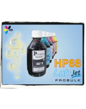Tinta para Bulk INK HP88 - 5400 K8600