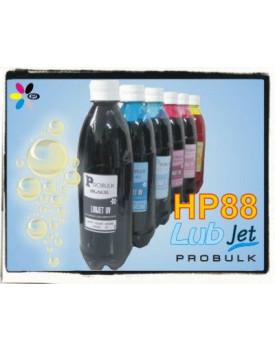 Tinta para Bulk HP88 - LUBjet Probulk