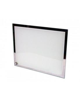 Porta Retrato de Vidro para Sublimação