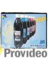 Tinta para Bulk Ink e Recarga de Cartuchos HP, Canon e Lexmark - Corante uv - LUBjet uv