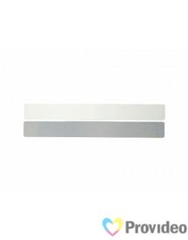 Mini Regua de Alumínio para Sublimação - Pequena (17x1,2cm)