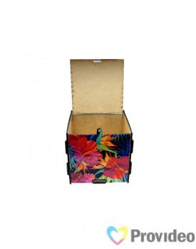 Caixinha Presente em MDF - Encaixe (serve para canecas)