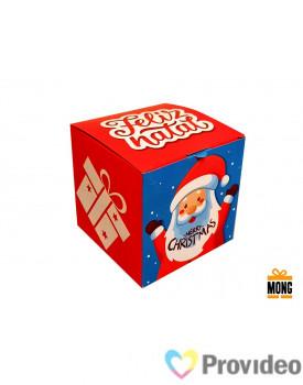 Caixinha P/ Canecas MONG - NATAL - Feliz Natal - PCT 6
