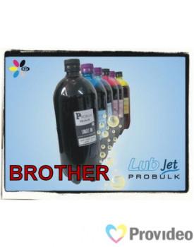 Tinta Corante UV LUBjet BROTHER - LITRO