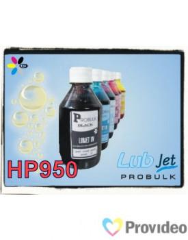 Tinta Corante UV  LUBjet HP950 - 200ml