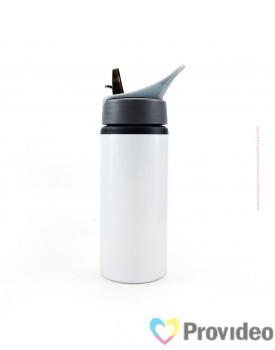 Squeeze de Alumínio NIKE Branco 500ml para Sublimação