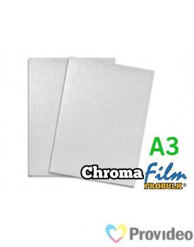 Transfer Sublimático ChromaFilm Probulk c/ Mascara - Branco ( A3 )