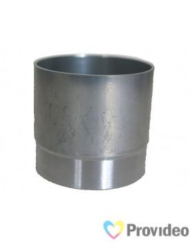 Tubo de Alumínio para Caneca Plástica (polímero )