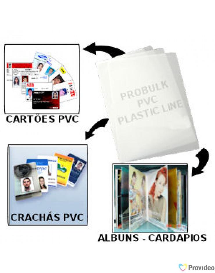 PVC Crachá Imprimível