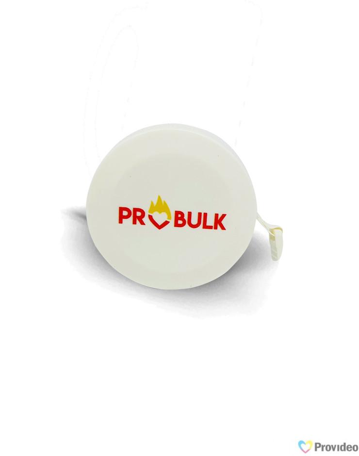 Fita métrica probulk usada para sublimação