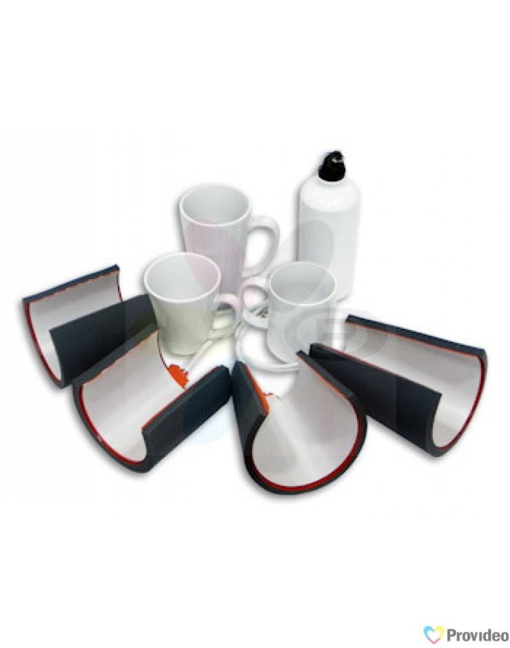Prensa de Caneca 5 em 1 - caneca de cafezinho