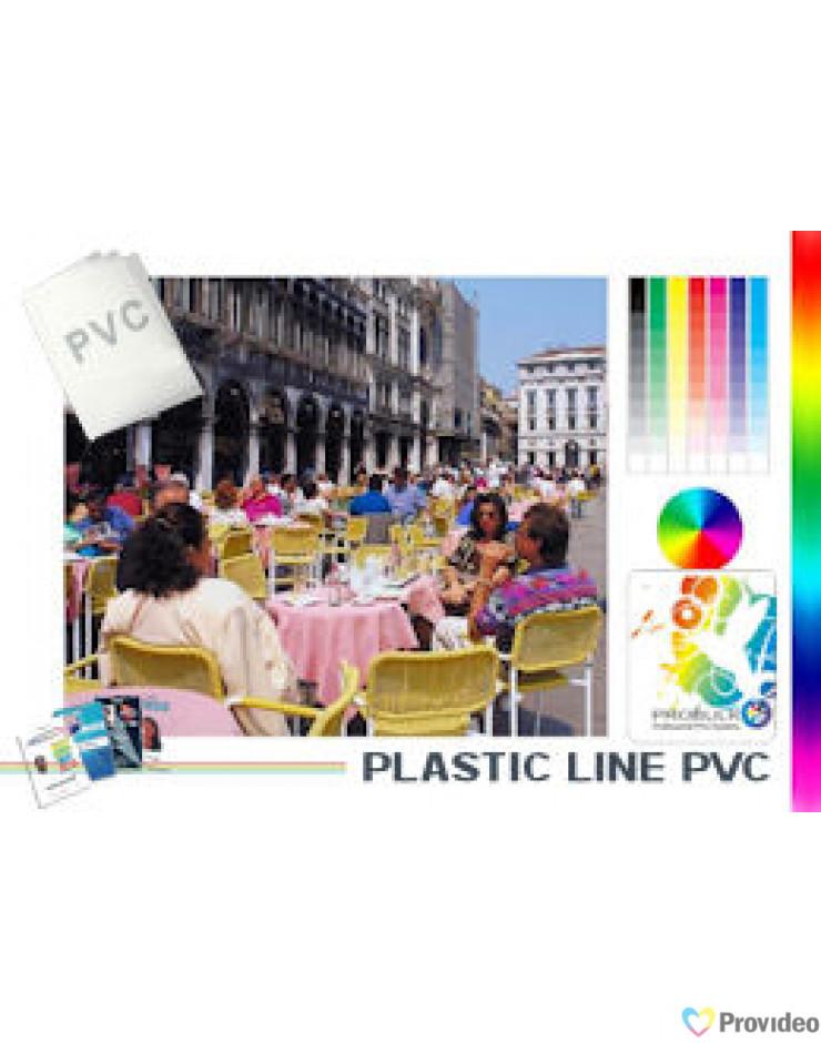 PVC Crachá para jato de tinta