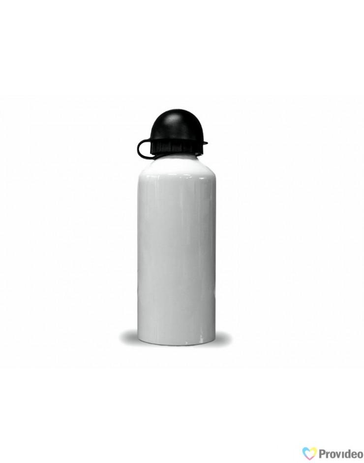 Squeeze de Alumínio BOLINHA Branco 600ml para Sublimação