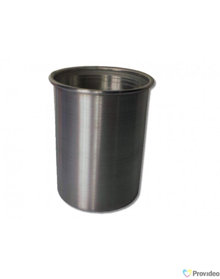 Tubo de Aluminio para Canecas Plástica a Laser