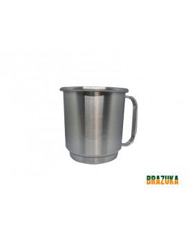 Caneca de Aluminio para sublimação - 400ml - Brazuka