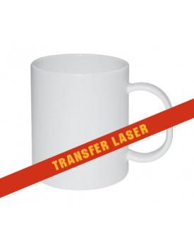 Caneca de plástico para transfer a laser