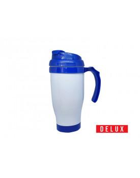 Caneca Termica Plástico Sublimação Delux