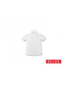 Chaveiro Plastico Polimero Sublimação Camiseta camisa