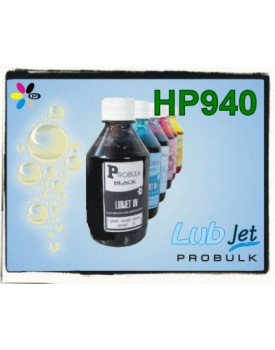Tinta para BUlk Ink HP 8000 - LUBjet