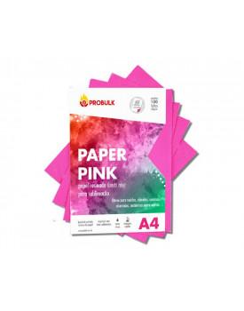 Papel para Sublimação Fundo Rosa F-Pink