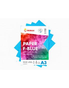 Papel Sublimatico Fundo Azul F-BLUE 110 gr A3