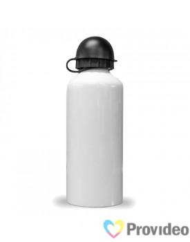 Squeeze de Alumínio BOLINHA Branco 500ml para Sublimação