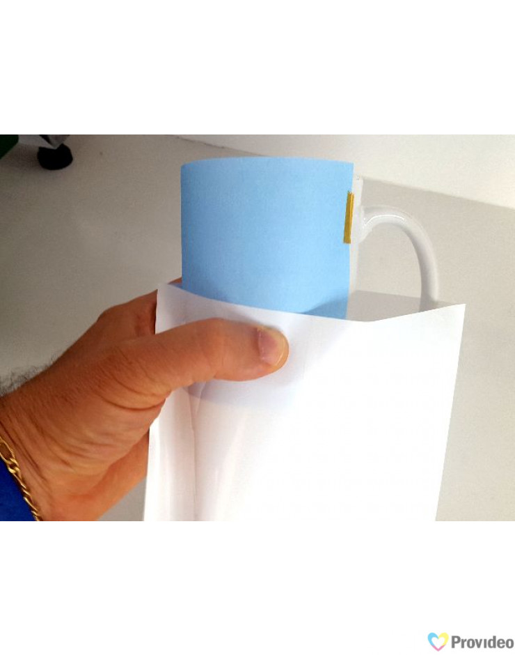 Saco sublimatico termoencolhivel Magic Bag Probulk